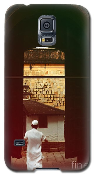 Galaxy S5 Case featuring the photograph Call To Prayer by Mini Arora