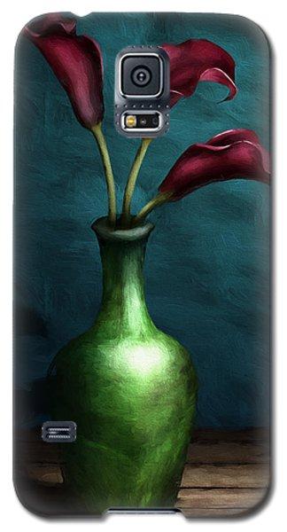 Calla Lilies I Galaxy S5 Case