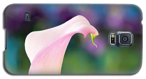 Calla Lily Galaxy S5 Case