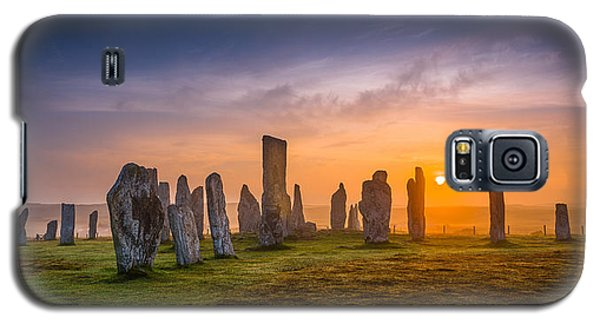 Callanish Dawn Galaxy S5 Case