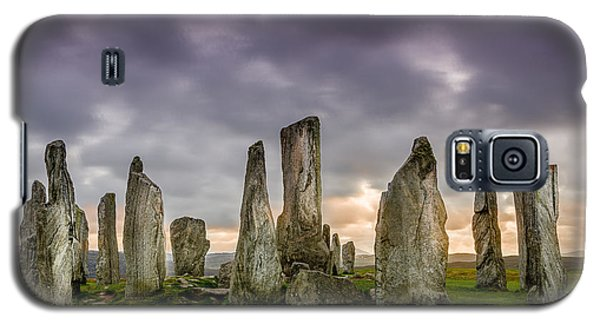 Callanish Stones Galaxy S5 Case