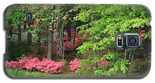 Galaxy S5 Case featuring the photograph Callaway Gardens 1 by Mountains to the Sea Photo