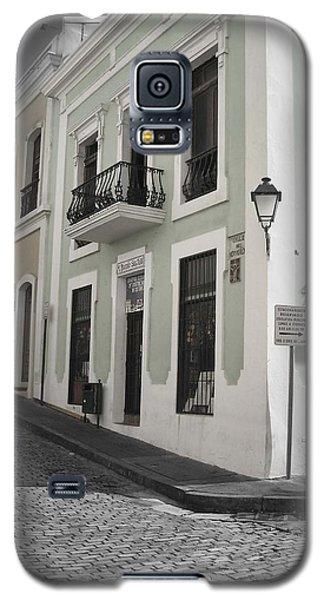 Calle De Luna Y Calle Del Cristo Galaxy S5 Case