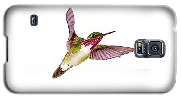 Calliope Hummingbird Galaxy S5 Case