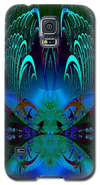Calliope Galaxy S5 Case by Jim Pavelle