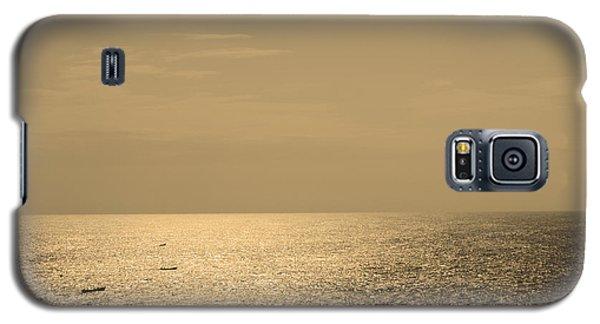 Calm Arabian Sea Galaxy S5 Case by Mini Arora