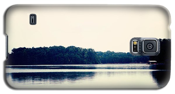 Calm Lake Landscape Galaxy S5 Case