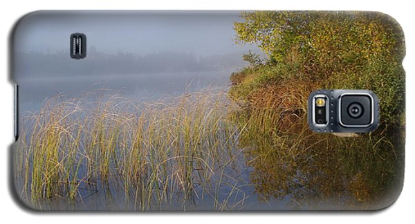 Galaxy S5 Case featuring the photograph Calm Morning by Sheila Byers