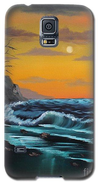 Calm Seas Galaxy S5 Case