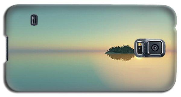 Calm Seas Sunset... Galaxy S5 Case
