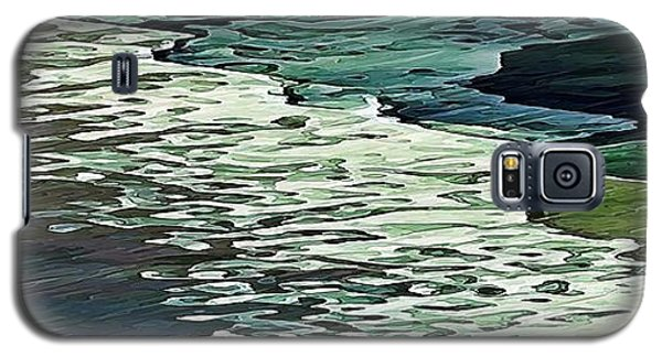 Calm Shores Galaxy S5 Case