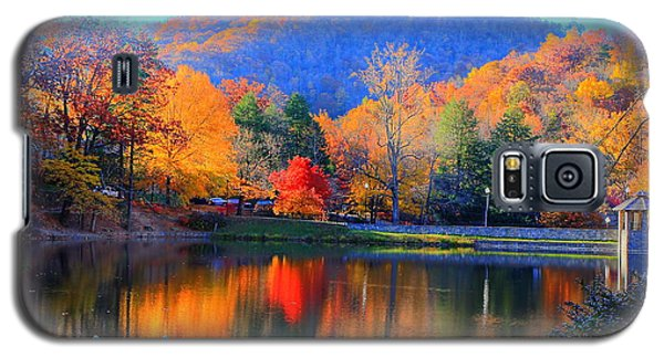 Calm Waters In The Mountains Galaxy S5 Case