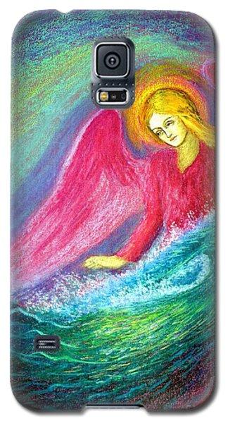 Calming Angel Galaxy S5 Case