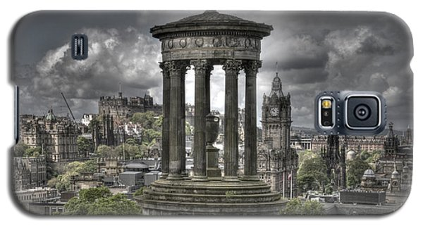 Calton Hill Galaxy S5 Case