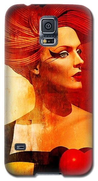 Calypso Mama Galaxy S5 Case by Chuck Staley