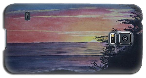 Cambria Setting Sun Galaxy S5 Case