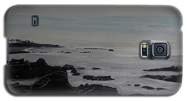 Cambria Tidal Pools Galaxy S5 Case by Ian Donley