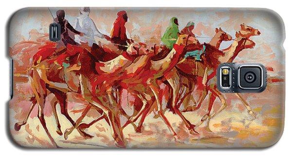 Camel Race Galaxy S5 Case