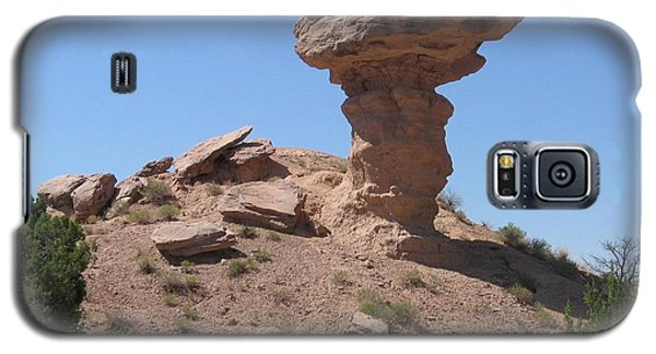 Galaxy S5 Case featuring the photograph Camel Rock - Natural Rock Formation by Dora Sofia Caputo Photographic Art and Design