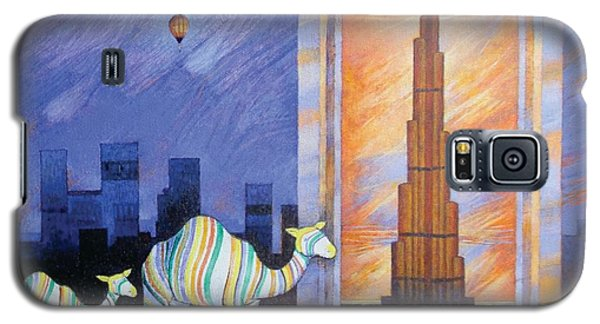 Camels In The Wonderland  Galaxy S5 Case