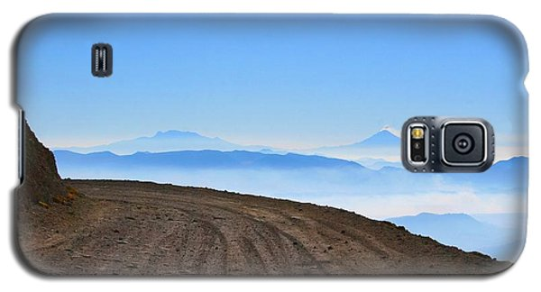 Camino En Volcan Nevado De Toluca Galaxy S5 Case