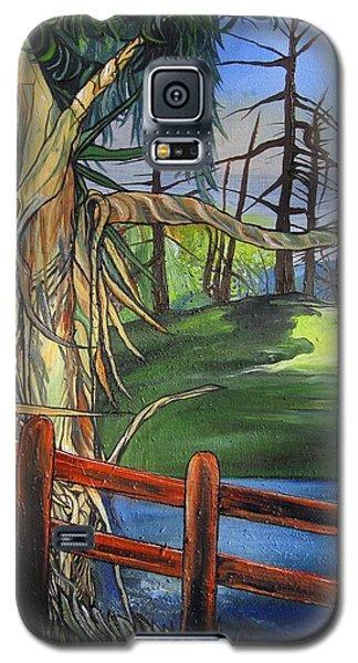 Camino Real Park Galaxy S5 Case