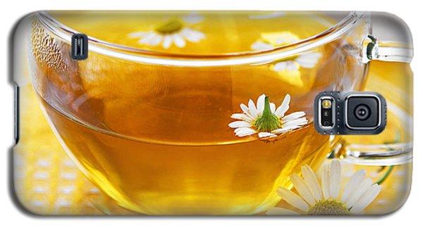 Chamomile Tea Galaxy S5 Case by Elena Elisseeva