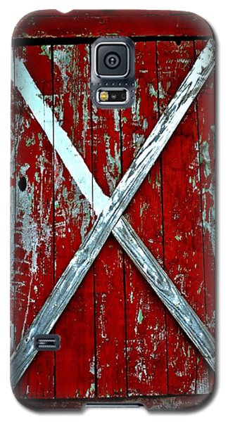 Camp Westminster Barn Galaxy S5 Case
