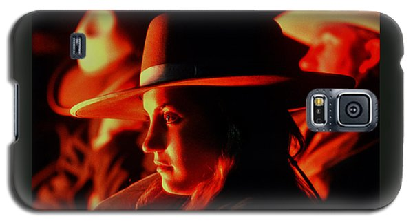 Campfire Glow Galaxy S5 Case