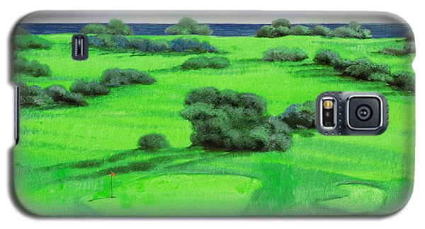 Campo Da Golf Galaxy S5 Case