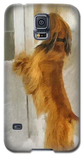 Can I Come In Now? Galaxy S5 Case