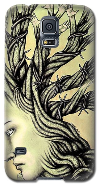 Can Shaping Me But The Essence Never Changes Galaxy S5 Case