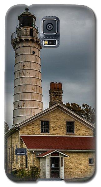 Cana Island Lighthouse By Paul Freidlund Galaxy S5 Case by Paul Freidlund