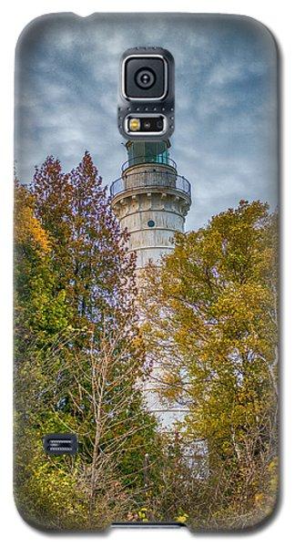 Cana Island Lighthouse II By Paul Freidlund Galaxy S5 Case by Paul Freidlund