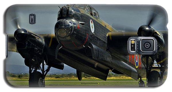 Canadian Avro Lancaster Bomber Galaxy S5 Case