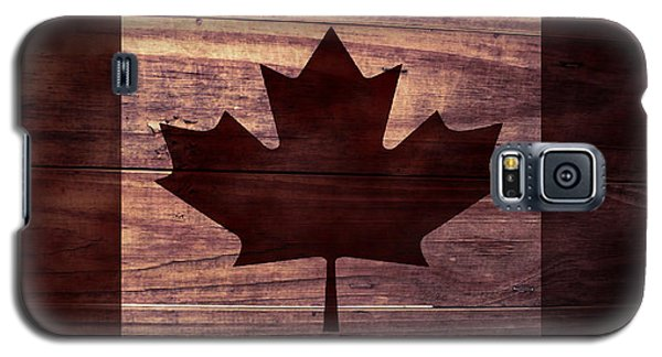 Canadian Flag I Galaxy S5 Case