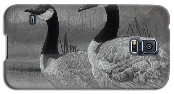 Canadian Geese Galaxy S5 Case