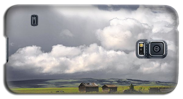 Canadian Prairie Galaxy S5 Case by Charline Xia