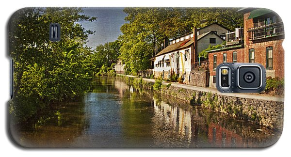 Canal Along The Porkyard Galaxy S5 Case