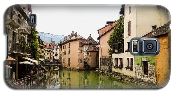 Canal View Number 1 Annecy France Galaxy S5 Case