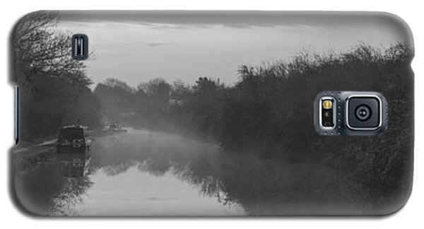 Galaxy S5 Case featuring the photograph Canal Vista by David Isaacson