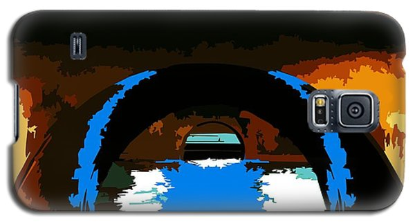 Canal Zone  Galaxy S5 Case by P Dwain Morris