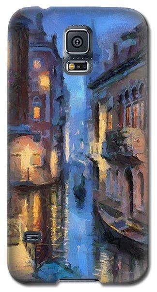 Canale Venice Galaxy S5 Case by Georgi Dimitrov
