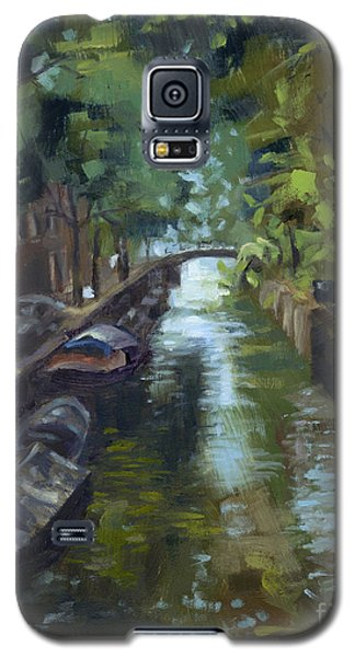 Sold Canals Of Coexistence Galaxy S5 Case