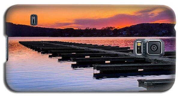 Candlewood Lake Galaxy S5 Case