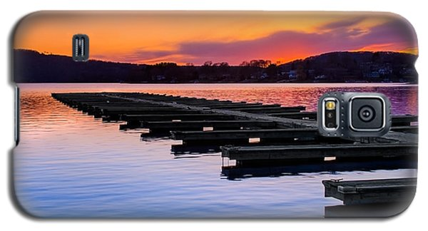 Candlewood Lake Galaxy S5 Case