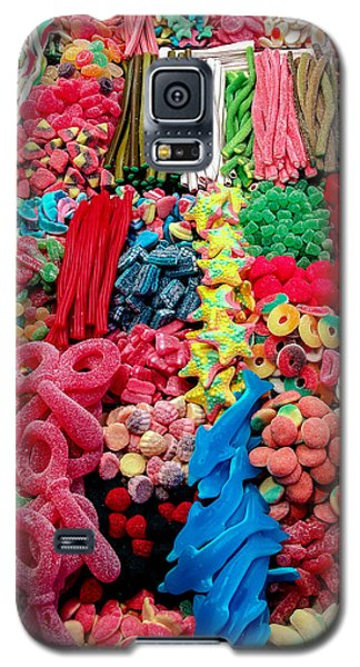 Candy Shop Galaxy S5 Case