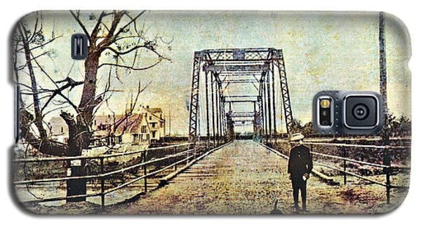 Cane River Bridge C1909 Galaxy S5 Case