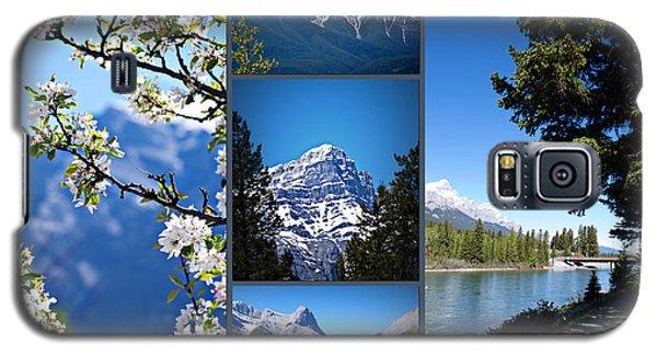 Canmore Alberta Galaxy S5 Case