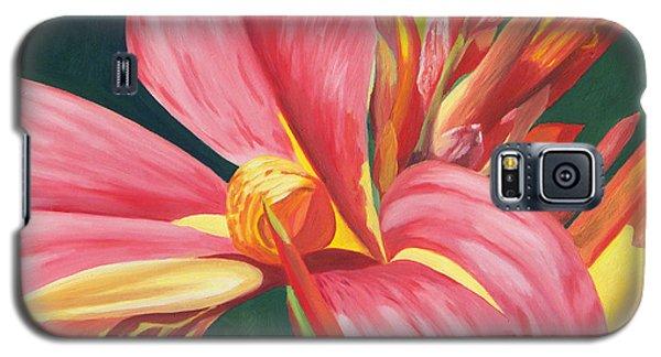 Canna Lily 2 Galaxy S5 Case